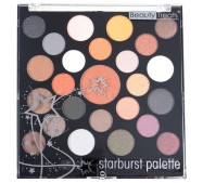 Beauty Treats Starburst Palette Warm Colors