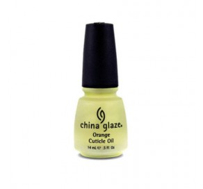 China Glaze Nail TREATMENTS , Orange Cuticle Oil
