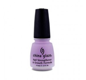 China Glaze Nail TREATMENTS , Nail Strengthener & Growth Formula