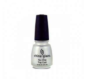 China Glaze Nail TREATMENTS , No Chip Top Coat