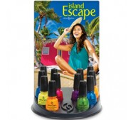 China Glaze Nail Polish, ISLAND ESCAPE, COLLECTION