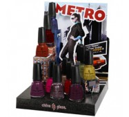 China Glaze Nail Polish, METRO, COLLECTION