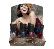 China Glaze Nail Polish, AUTUMN NIGHTS COLLECTION