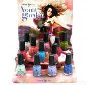 China Glaze Nail Polish, AVANT GARDEN COLLECTION