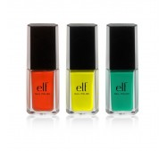 e.l.f. Essential 3-Piece Nail Polish Set