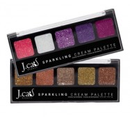J.Cat Beauty SPARKLING CREAM PALETTE