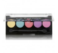 LA Colors 5 Color METALLIC EYESHADOW