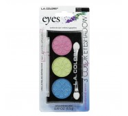 LA Colors 3 Color Eyeshadow Palette
