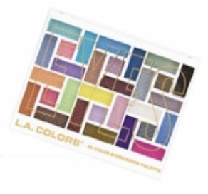 LA Colors 30 COLOR EYESHADOW