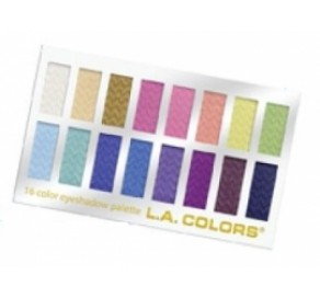 LA Colors 16 COLOR EYESHADOW