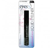 LA Colors Liquid Eyeliner - Carded