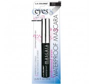 LA Colors Waterproof Mascara - Black