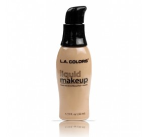 LA Colors Pump Liquid Makeup