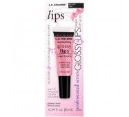LA Colors SHEER TUBE Glossy Lips