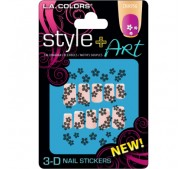 LA Colors 3D Nail Stickers