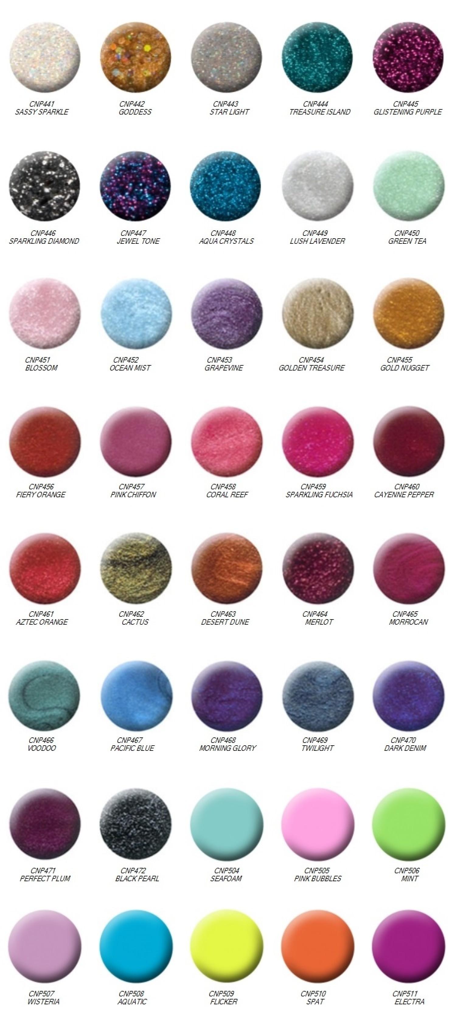 LA Colors COLOR CRAZE NAIL POLISH 2