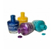 LA Colors COLOR CRAZE NAIL POLISH  2