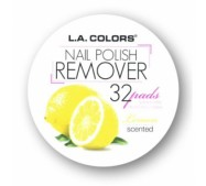 LA Colors Polish Remover Pads