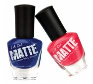 L.A. Girl Matte Finish Nail Color