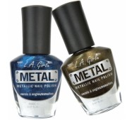 L.A. Girl Metal Nail Polish