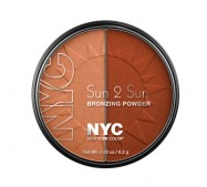 NYC New York Color Sun 2 Sun Bronzing