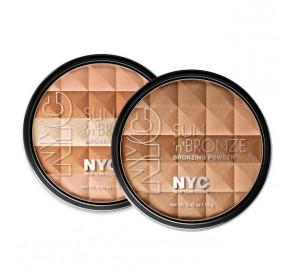 NYC New York Color Sun'n'Bronze Bronzing Powder