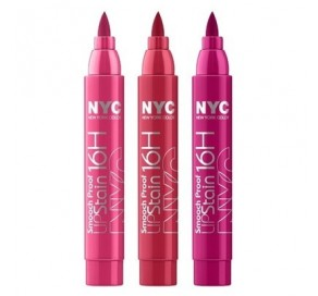 NYC New York Color Smooch Proof 16hr Lip Stain