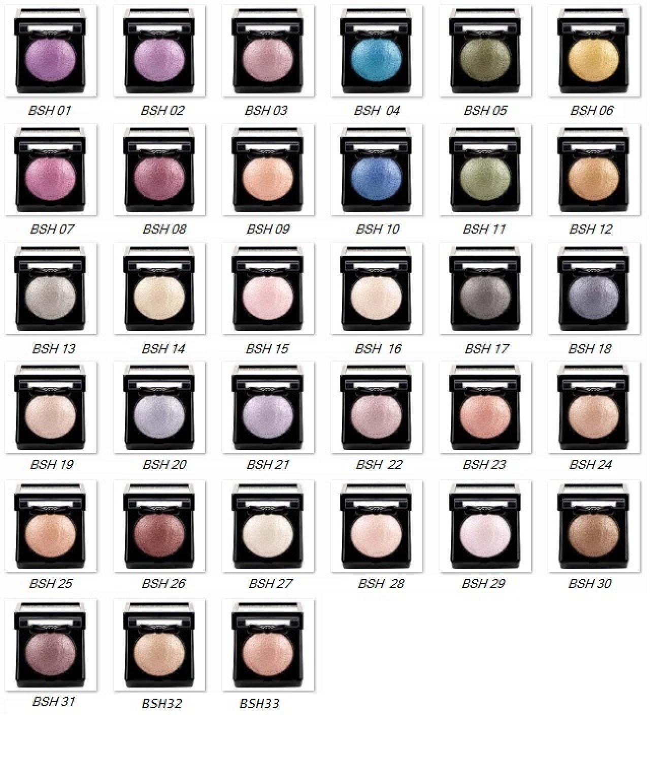 Harga NYX Cosmetics Baked Eye Shadow, Bittersweet, 0.1 Ounce ...