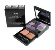 NYX Cosmetics PURPLE SMOKEY LOOK KIT