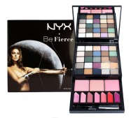 NYX Cosmetics  BE FIERCE PALETTE