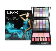 NYX Cosmetics  BE FREE PALETTE