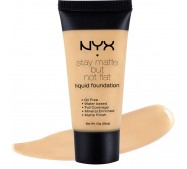 NYX Cosmetics STAY MATTE BUT NOT FLAT LIQUID FOUNDATION