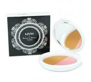 NYX Cosmetics BRONZER & BLUSHER COMBO