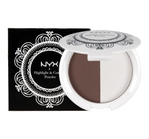 NYX Cosmetics HIGHLIGHT and CONTOUR POWDER