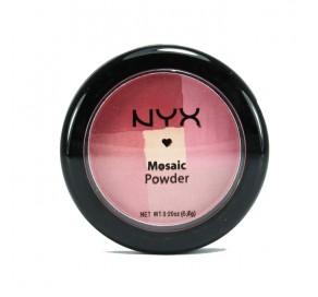 NYX Cosmetics MOSAIC POWDER BLUSH