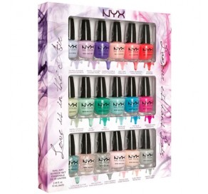 NYX Cosmetics LOVE IS IN THE AIR NAIL ART COLLECTION
