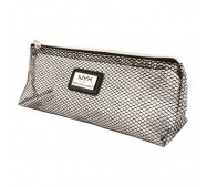 NYX Cosmetics FISHNET ZIPPER MAKEUP BAG