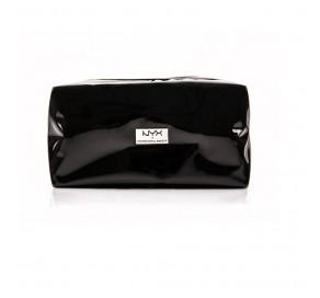 NYX Cosmetics LARGE VINYL ZIPPER MAKEUP BAG