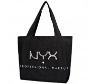 NYX Cosmetics NYX SEQUINED CANVAS TOTE