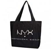 NYX Cosmetics NYX SEQUINED CANVAS TOTE