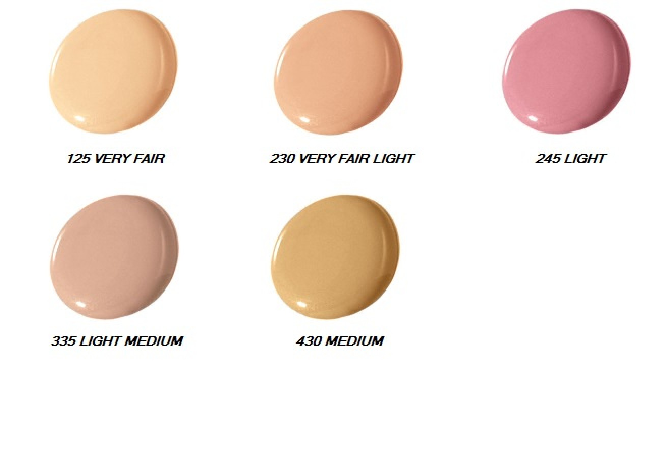how to find concealer match