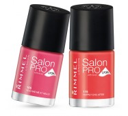 Rimmel London Salon Pro Nail Colour with LYCRA