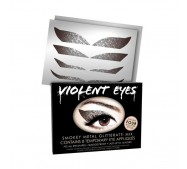 Violent Eyes - Smokey Metal Glitteratti Mix