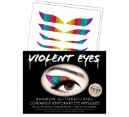 Violent Eyes - Rainbow Glitteratti