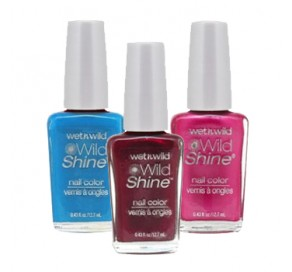 wet n wild Wild Shine Nail Color